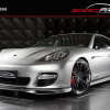 SpeedART Panamera PS9 to be Released at Essen Motorshow