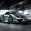 Porsche Reveals High-Performance 918 Spyder Concept