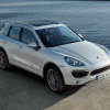 Porsche to Unveil First Production Hybrid, the all new Cayenne S Hybrid