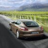 The Panamera and Panamera 4 with an all-new, 300-horsepower Porsche V6 go on sale in June