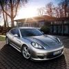 Two New Porsche Panamera Models in Dealer Showrooms