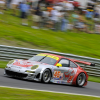 Patrick Long Scores GT Pole with the #45 Flying Lizard for ALMS Lime Rock