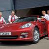 Porsche Celebrates Significant Manufacturing Milestone