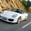 "Boxster Spyder Named the ""Best-Handling Car in America"""