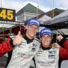 Bergmeister & Long Return for Flying Lizard 2011 ALMS Season