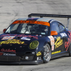 Alex Job Racing On Pole in GTC at Sebring