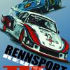 Porsche Unveils Official Poster Of Rennsport Reunion IV