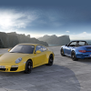 Carrera 4 GTS Now Available as Coupé and Cabriolet