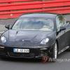 SPIED: New Panamera Testing Around Nürburgring