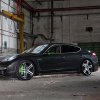 Hellboy Panamera S By EDO Competition