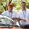 68 Year-Old Björn Waldegard Claims Porsche Win At The Safari