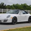 DRIVEN: 2012 Porsche 911 GTS Cabriolet