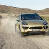 "Porsche Cayenne Wins ""Off Road Award 2012"""