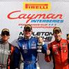 Sandridge Wins Pirelli Cayman Interseries Endurance Cup Championship Opening at Palm Beach