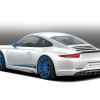 Vorsteiner Announces V-GT 991 Tuning Program for Porsche Carrera and Carrera S