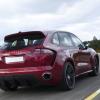 Porsche-based Super SUV Targets Lamborghini