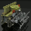 VIDEO: The Inner Workings Of The Porsche 917 Engine