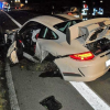 Ouch. Chevy Cruise Takes Out 997.2 RS 3.8 AND RS 4.0 in One Accident