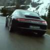 VIDEO: New 911 Carrera 4S On Wet Roads