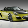 SpeedART Announces the  SP81-R  Based on Boxster S 981