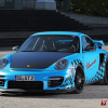 1020-HP Porsche GT2 RS Tuned by Wimmer RS