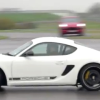 How To Drift A Porsche Cayman R