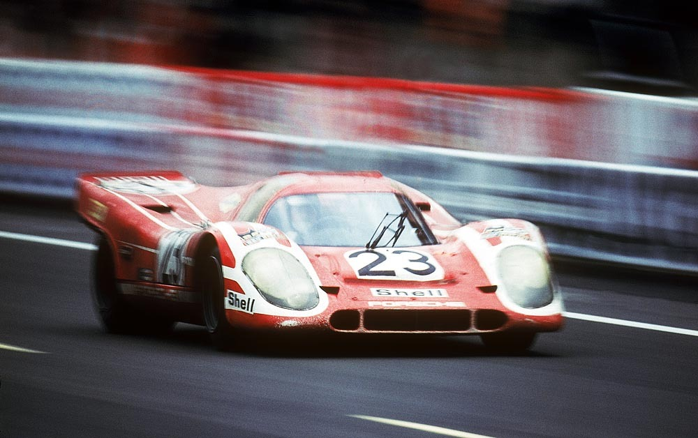Celebrating 40 years since the first Porsche victory at Le Mans