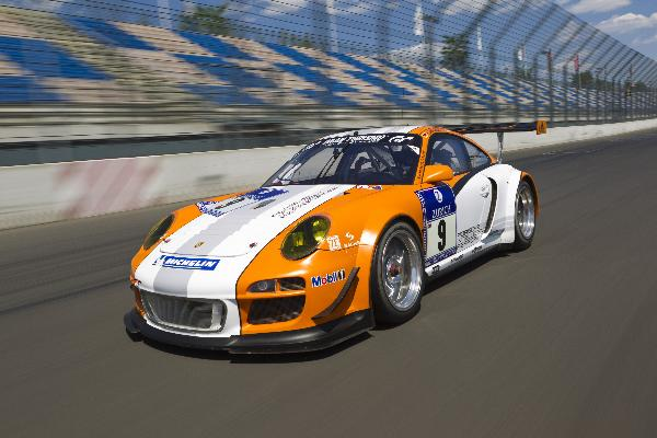 Porsche Announces 911 GT3 R Hybrid Racecar will run at the American Le Mans Series Finale