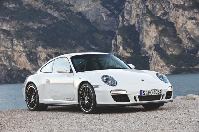Porsche Announces New 911 Carrera GTS