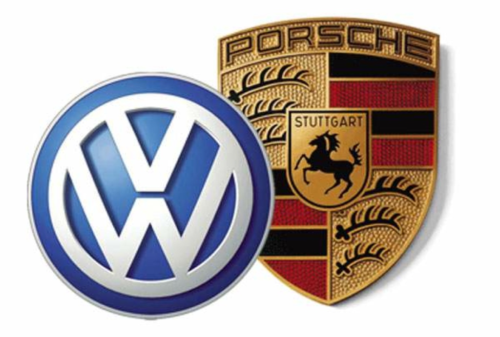 Porsche And Volkswagen Finalize Creation Of Integrated