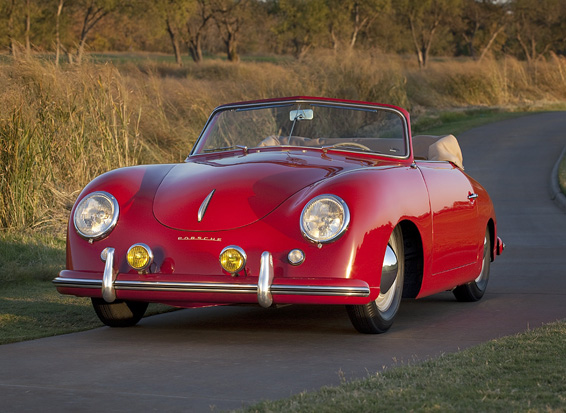 Porsche Classic Search Crowns Rare 1952 356 Cabriolet as America's Oldest Import
