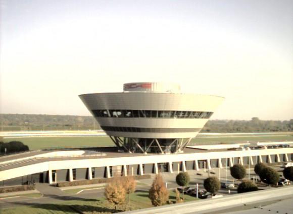 Click on the Webcam image for a LIVE webcam image of the Porsche Leipzig ...