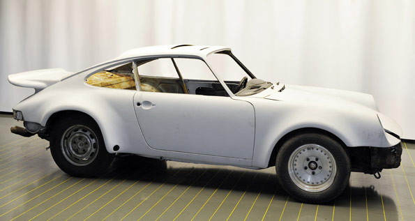 Follow The Restoration of the '73 911T By Porsche Classic