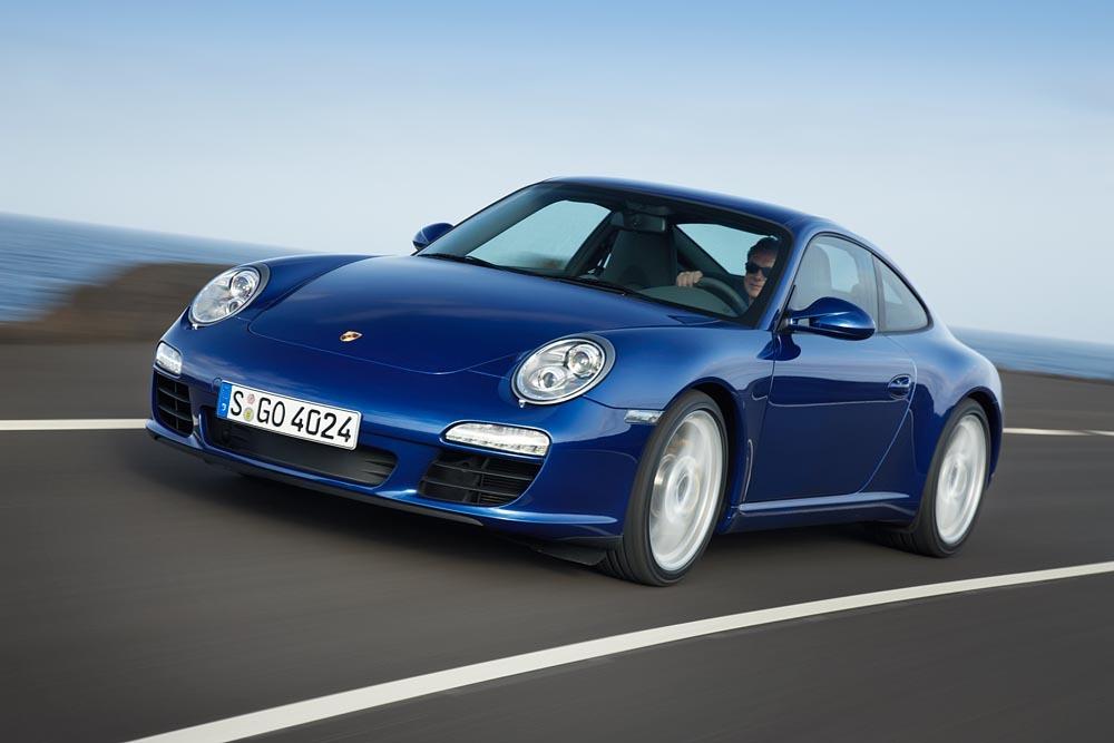Top Accolades For Porsche Sports Cars