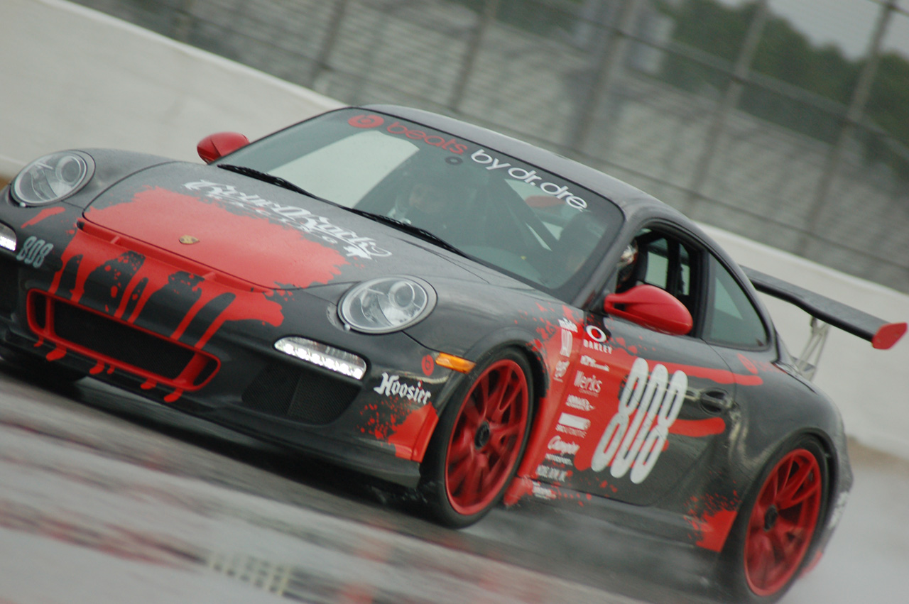 Rock The Grid: The Fusion of Motorsports and Entertainment