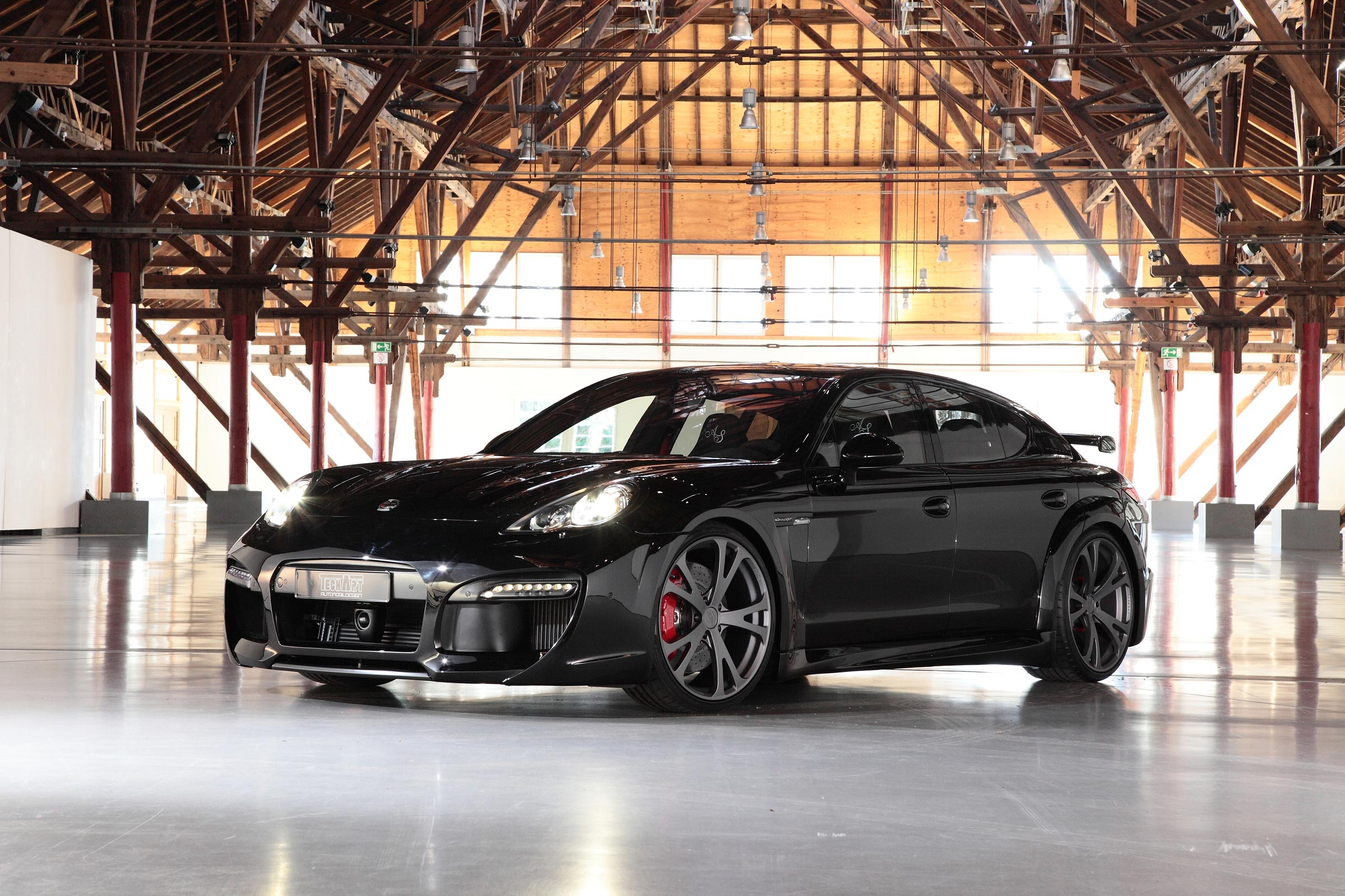 New Carbon Kits Available for the TechArt GrandGT Panamera