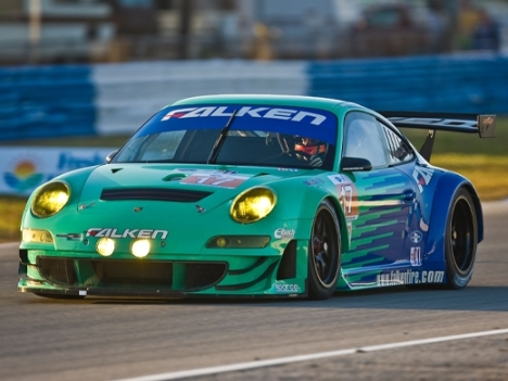 Falken Tire Partners With Walker Racing For 2011 American LeMans Series