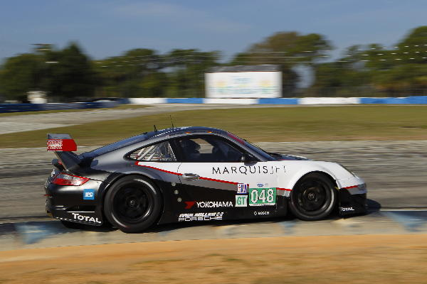 Multiple Teams, Drivers and Classes For Porsche at 59th Sebring 12HR
