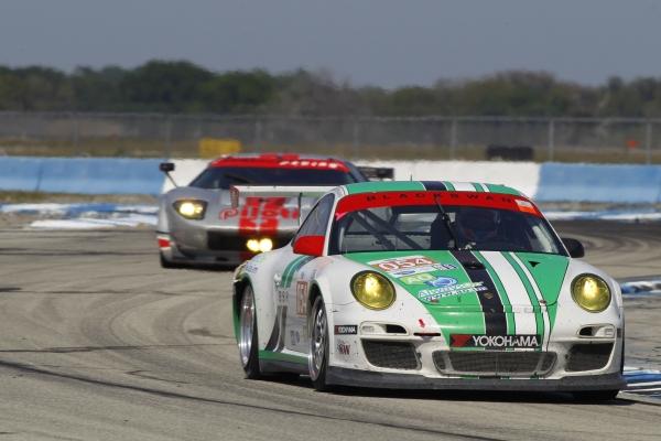 59th Mobil 1 Twelve Hours of Sebring Tough for Porsche GT Competitors