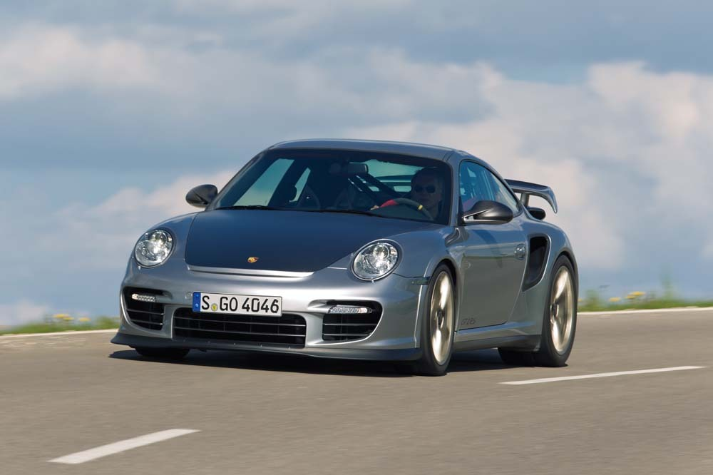GT2 RS Owners Take Delivery In Dramatic Fashion