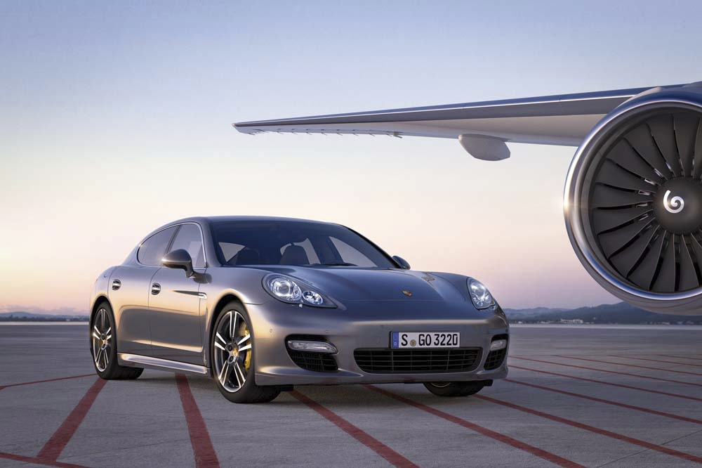 Panamera Turbo S – New Top Model In The Gran Turismo Model Line