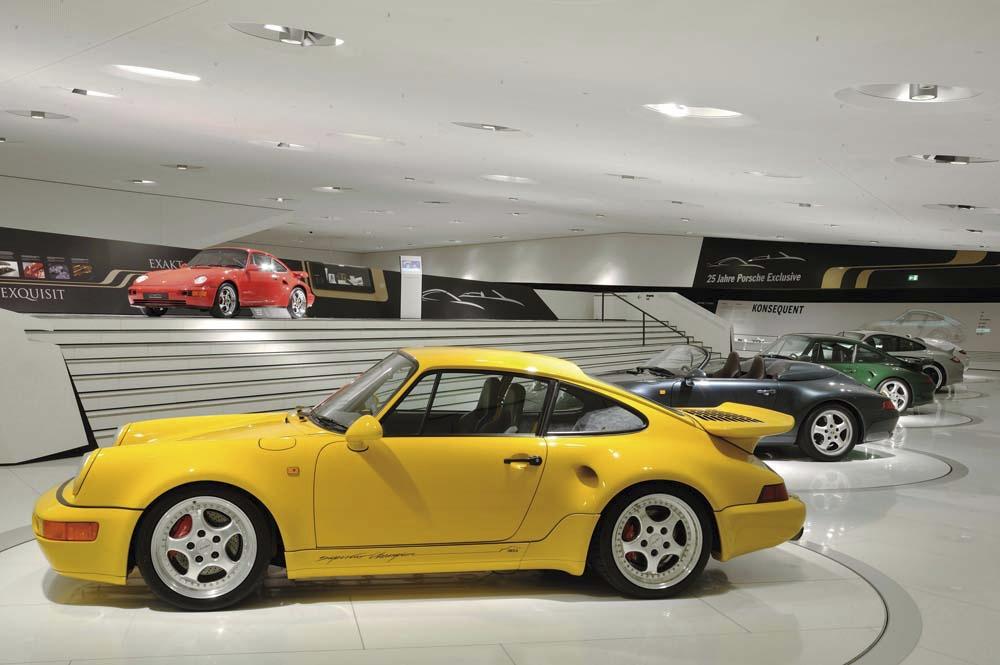 25th Anniversary of Porsche Exclusive