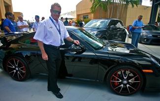 Win A Hurley Haywood Edition Porsche GT3