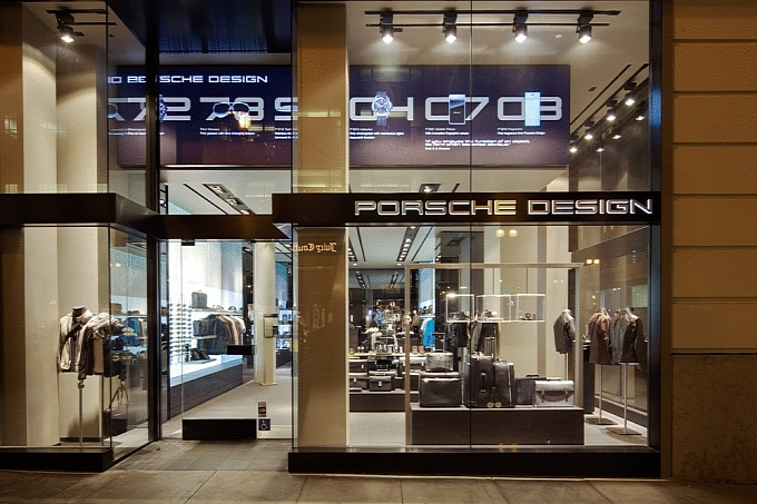 Porsche Design Group Posts Significant Growth