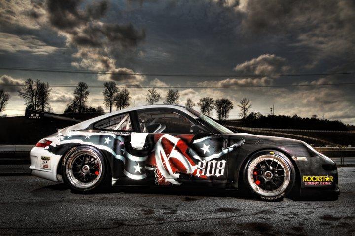 Rebel Rock Racing To Compete AMLS GTC Class In 2012
