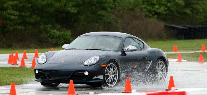 Porsche World Roadshow – Hands On The Wheel Experience