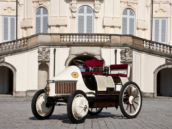 Prof. Ferdinand Porsche Created The First Functional Hybrid