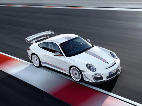 Official: Porsche 911 GT3 RS 4.0 – Limited To 600