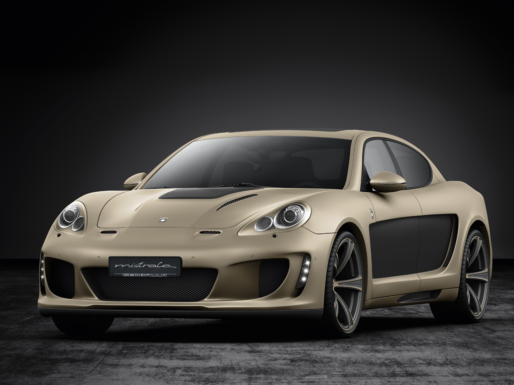 Gemballa Presents The Limited Edition Mistrale and Tornado