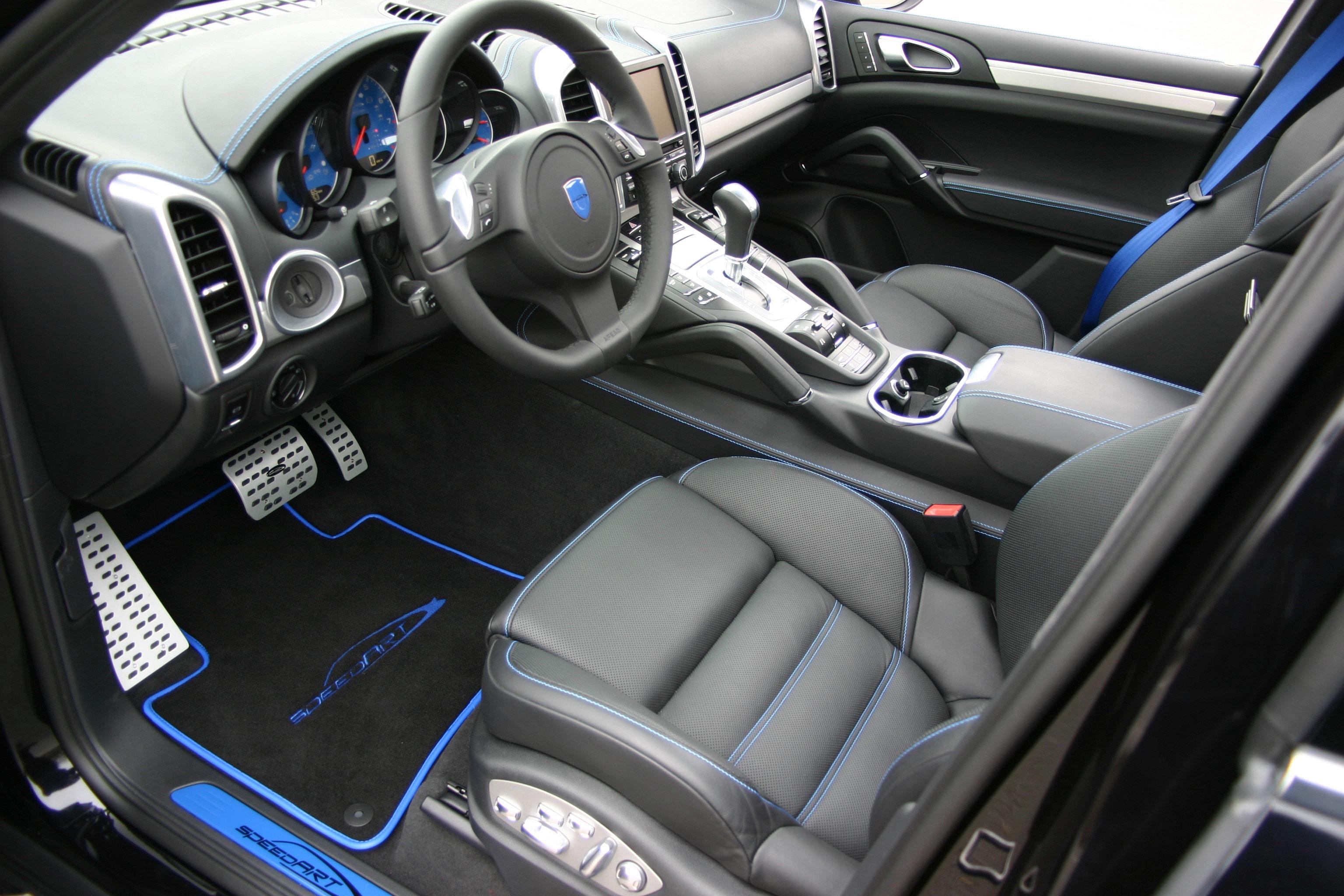 350z Interior Mods